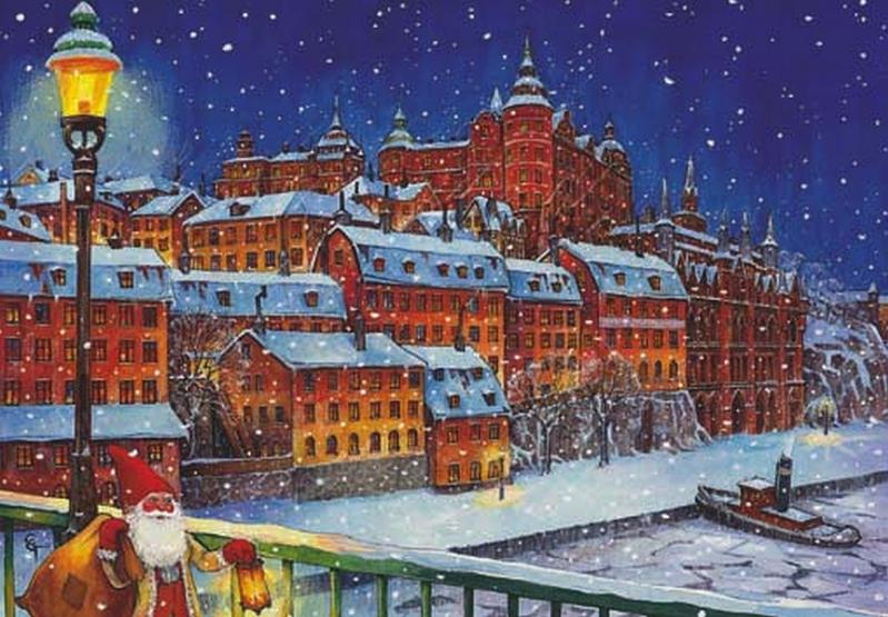 Рождество в германии картинки нарисованные, картинки